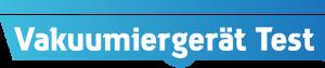 Vakuumiergerät Test Logo